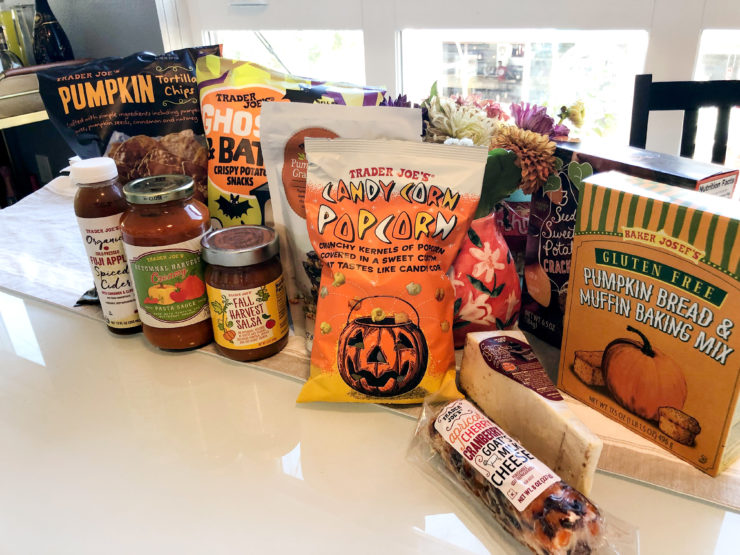 The Best Trader Joe S Fall Gluten Free Products Haute Homebody